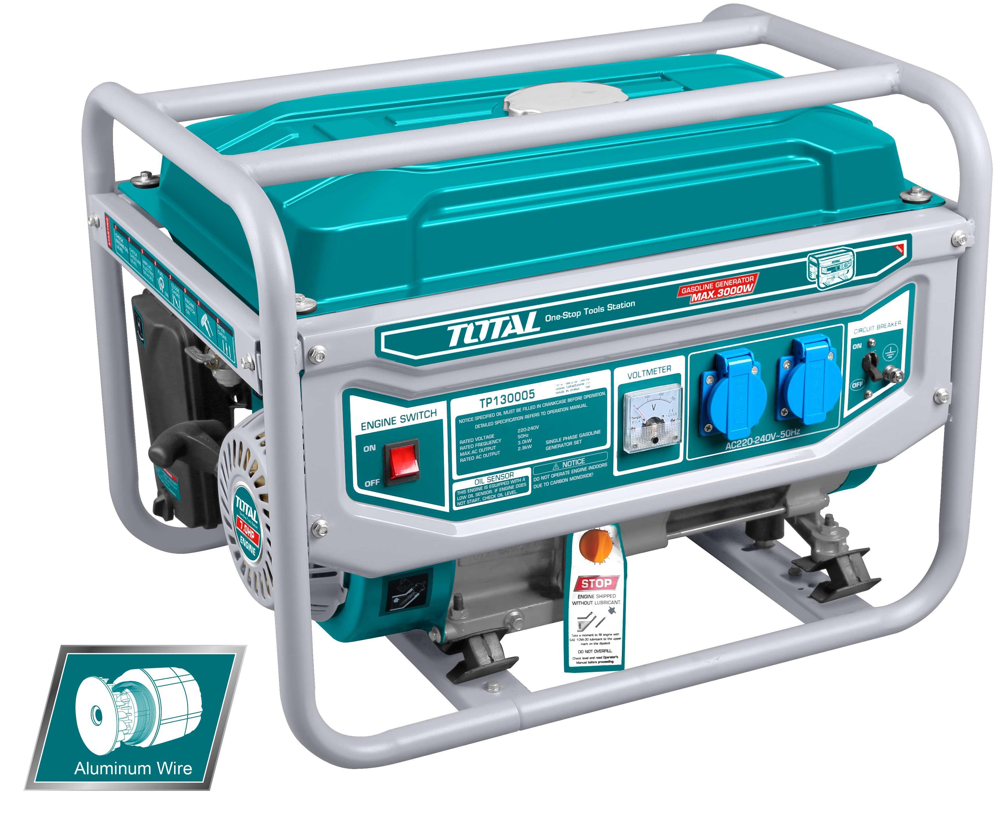 Генератор бензиновый TP130005