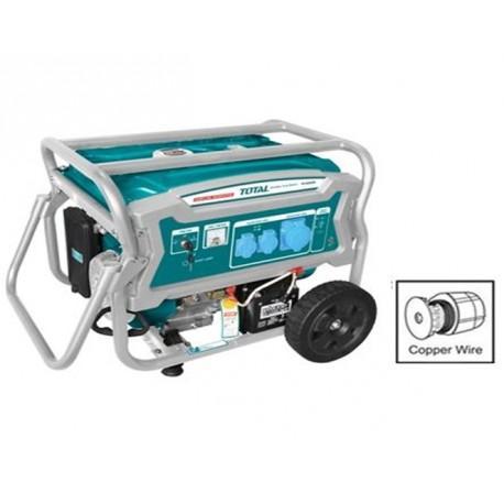 Генератор бензиновый  INDUSTRIAL TP165006
