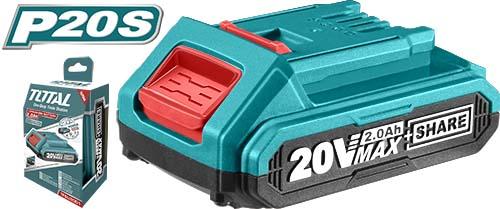 Аккумуляторная батарея li-ion 20В 2Ач