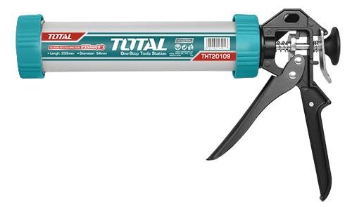 Пистолет для силикона, закрытый тип 235мм.