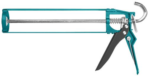 Пистолет для силикона 235мм, (скелетного типа)