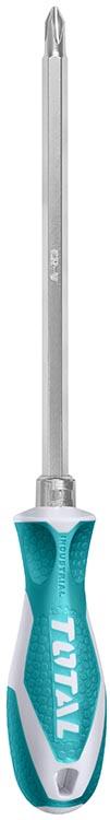 Отвёртка PH1, длинна 100мм, диаметр 5.0мм.