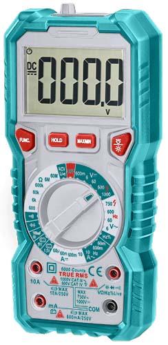 Мультиметр цифровой